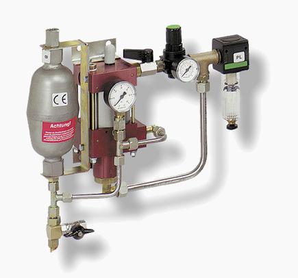 Armatura wysokociśnieniowa - Systemy Maximator
