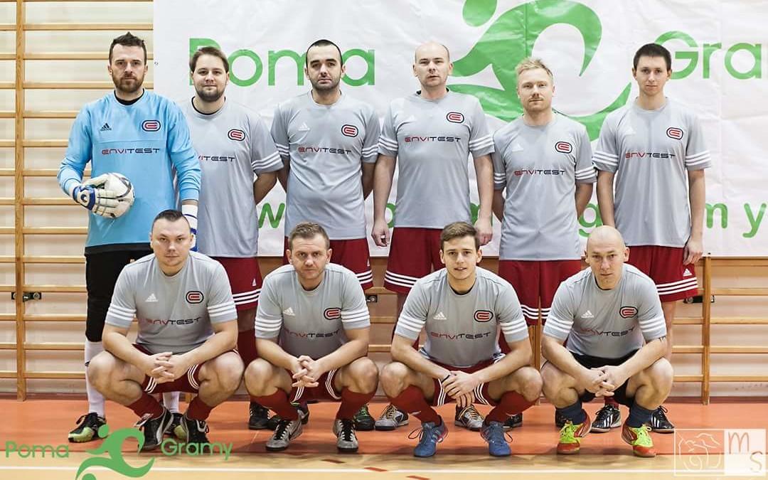 Envitest wspiera lokalną drużynę piłki nożnej!
